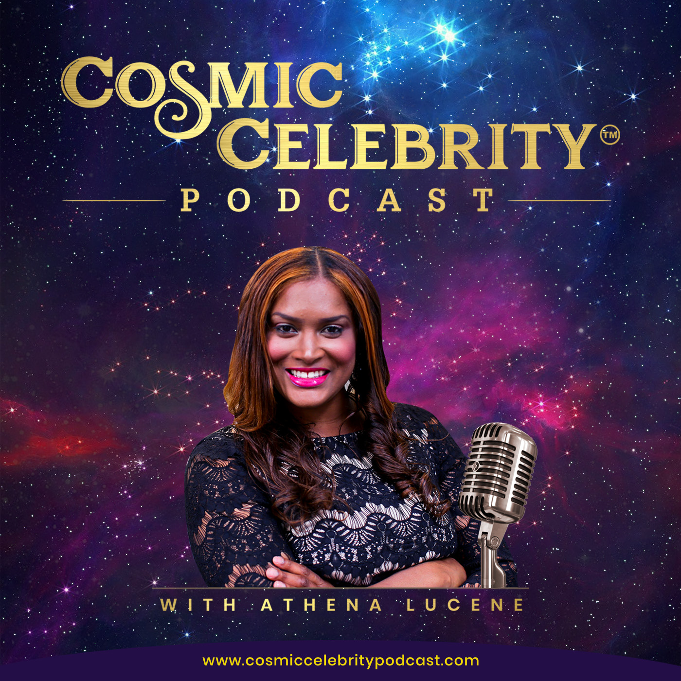 Cosmic Celebrity Podcast: Consciousness Awakening Tips for The Spiritually Gifted