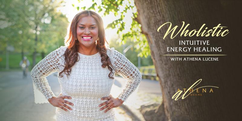 energy healing with Athena Lucene