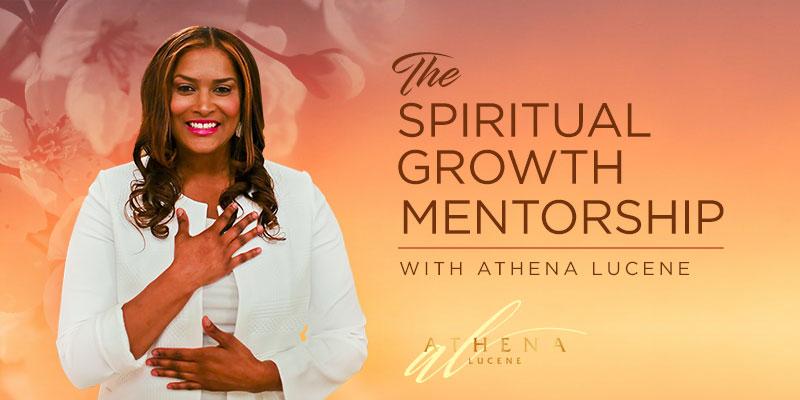 spiritual growth mentorship banner