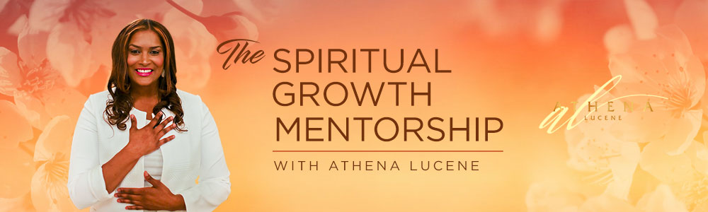 spiritual growth mentorship banner