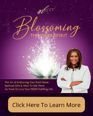 Blossoming The Inner Spirit Program Banner