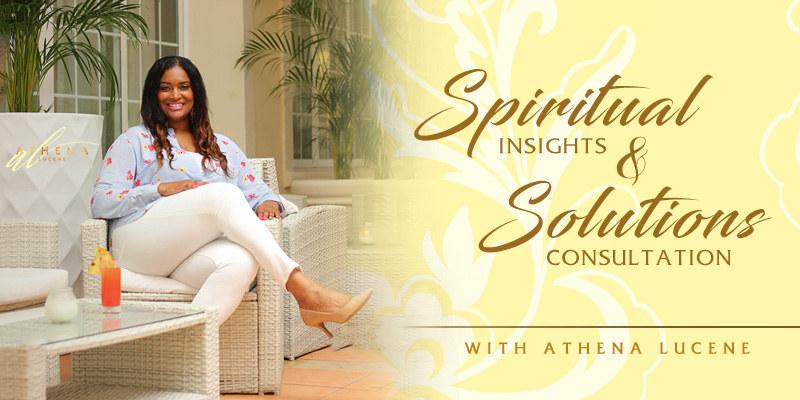 spiritual insights & solutions consultation banner