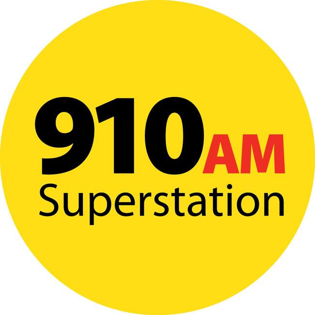910AM Superstation Logo