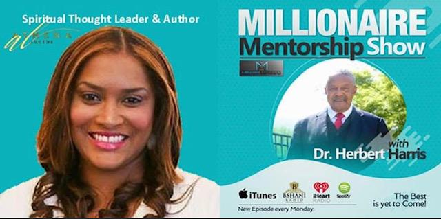athena lucene on the millionaire mentorship show