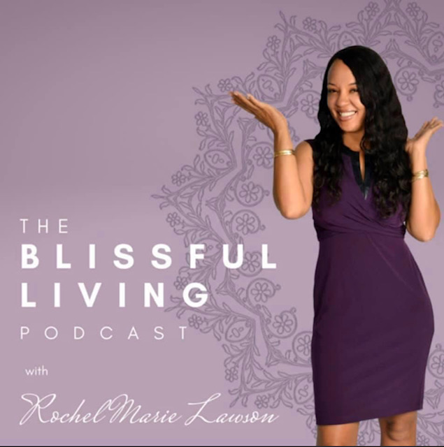 athena lucene on the blissful living podcast