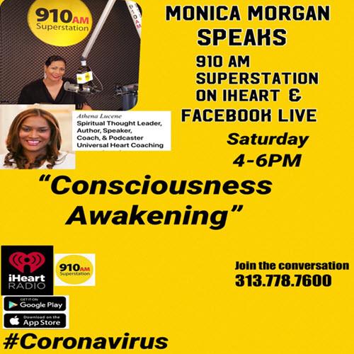 910am monica morgan speaks show
