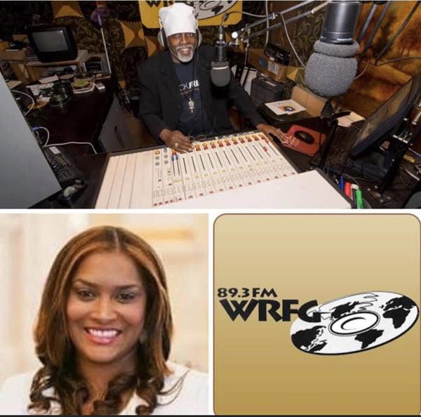 athena lucene on wrfg radio