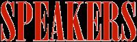 speakers magazine logo